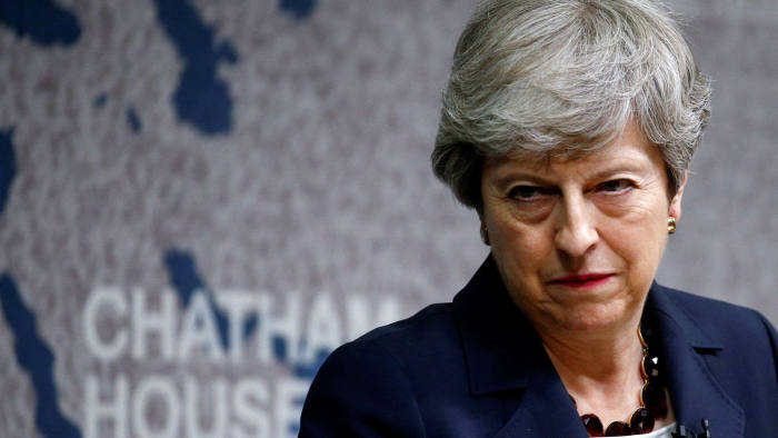 Special Education Teachers To Get Boost >> Theresa May Forced To Abandon School Funding Boost Financial Times