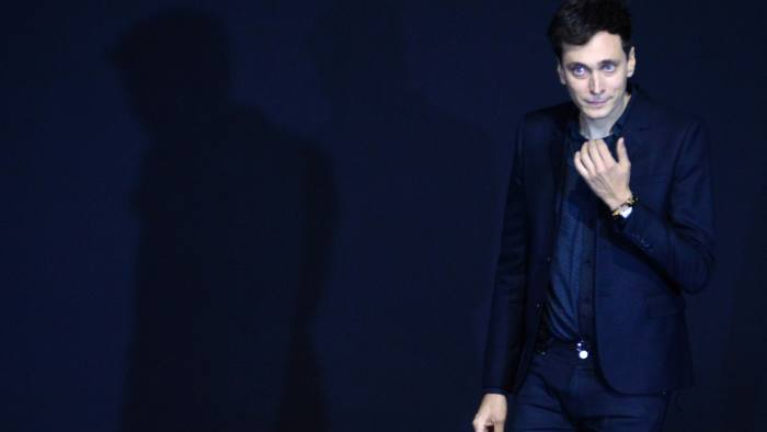 Saint Laurent Underpaid Former Creative Director By 10m Financial Times