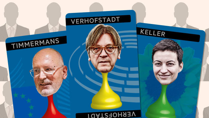 Who can stop Weber getting the EU's top job?