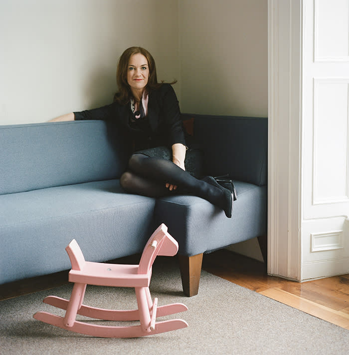 'If a mother dies, the baby dies too. It doesn't make sense to talk about equal right [to life] prior to foetal viability.' Dr Rhona Mahony, master of Ireland's national maternity hospital