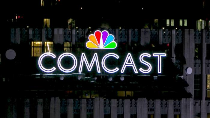 Comcast's Sky deal roils European broadband | Financial Times