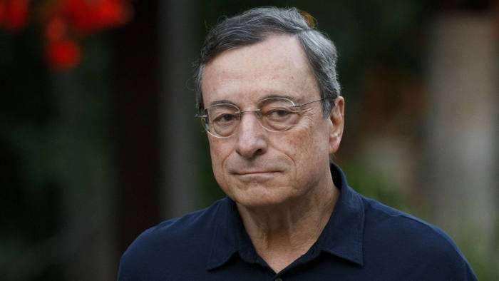 Mario Draghi once said he would do 'whatever it takes' to preserve the euro. Central bankers need to have that same courage as they prepare for another downturn