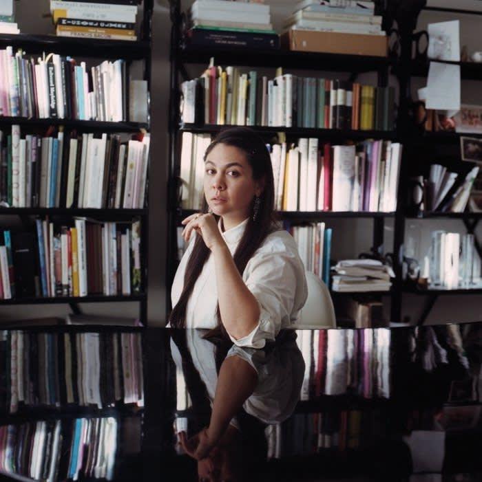 Simone Rocha in her East London studio © Gabby Laurent
