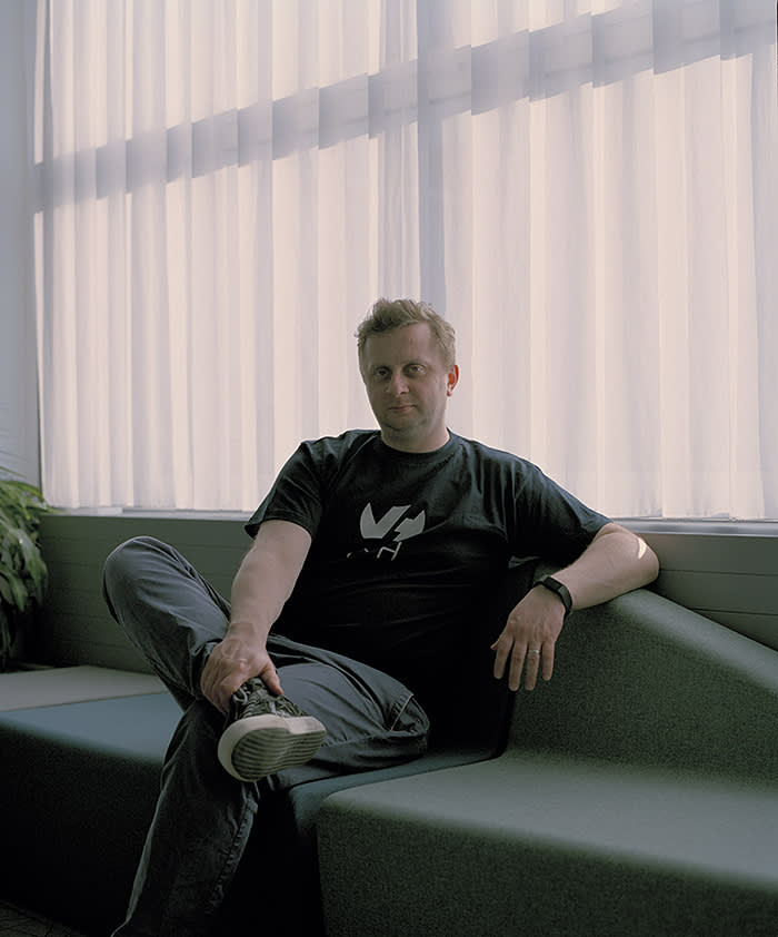 Octave Klaba, founder of IT infrastructure company OVH