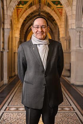 Sir Howard Bernstein, chief executive, Manchester City Council