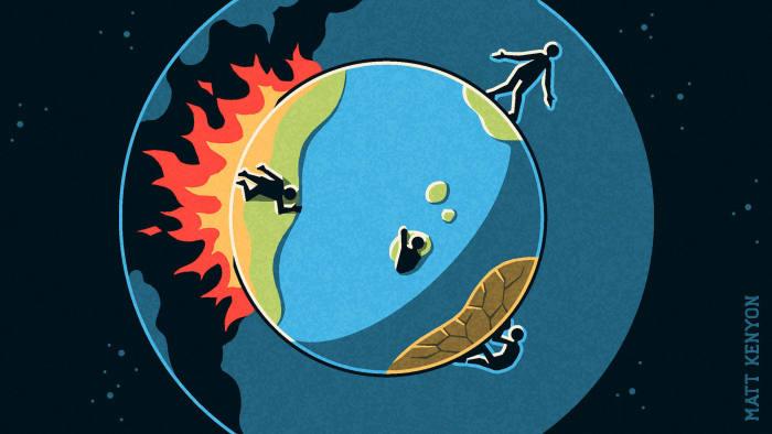 World Environment Inaction