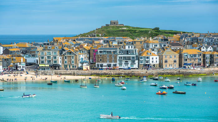 Has St Ives' second home ban backfired? | Financial Times
