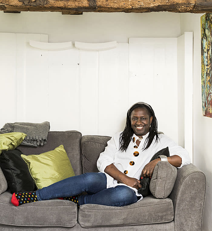 Photograph by Anna Huix for the FT At Home with Elsie Owusu
