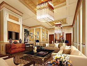 The Nikolskaya's presidential suite