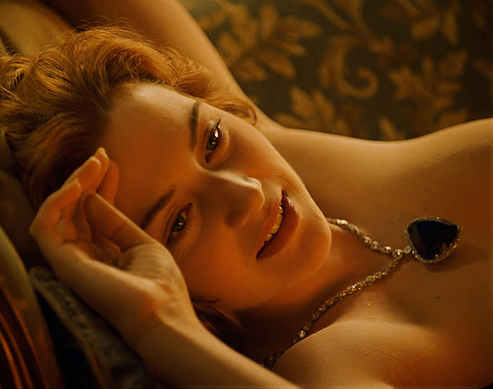 HCMN41 TITANIC, Kate Winslet, 1997. TM & Copyright ©20th Century Fox Film Corp. All rights reserved./Courtesy Everett Collection