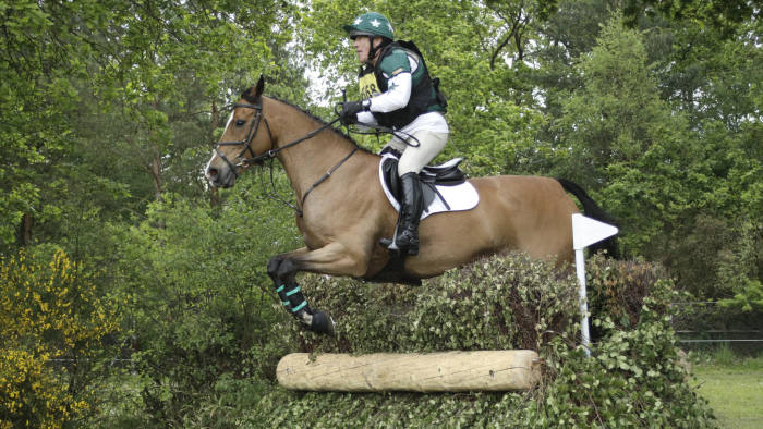Fee Payable - Neil Woodford on a horse BE , British Eventing, Ultimate Images, Equestrian, Event Photography, Equine, Tweseldown, BEHT, Horse Trials, woodford