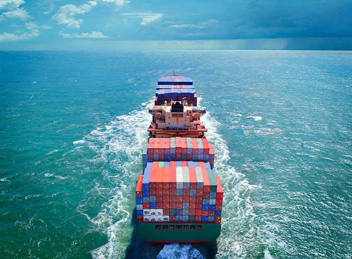 Data collated by Parsyl can be used to assess the relative risk of different shipping lanes