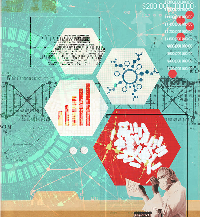 Drugmakers get hooked on data