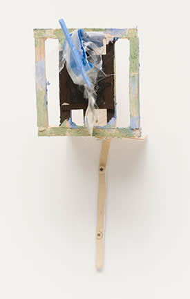 His work 'Section VII, Extension O' (2007)