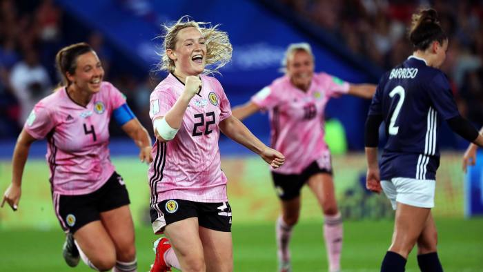 Women S World Cup Female Footballers Grab The World S Attention Financial Times While england may not yet be the complete package, they are and of course to be a women's footballer in 2019 is to surf a thousand other swirling sporting and cultural currents: women s world cup female footballers