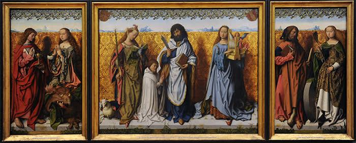 The Saint Bartholomew Altarpiece (c1500-10)