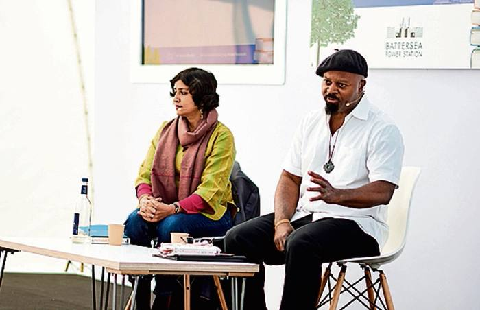 Ben Okri, poet: 'Open the newspaper right now and you'll see the same thing: the battle for the myth of this country'