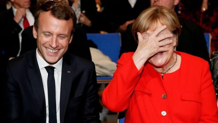 Emmanuel Macron shoulders a heavy burden as Angela Merkel bows out |  Financial Times