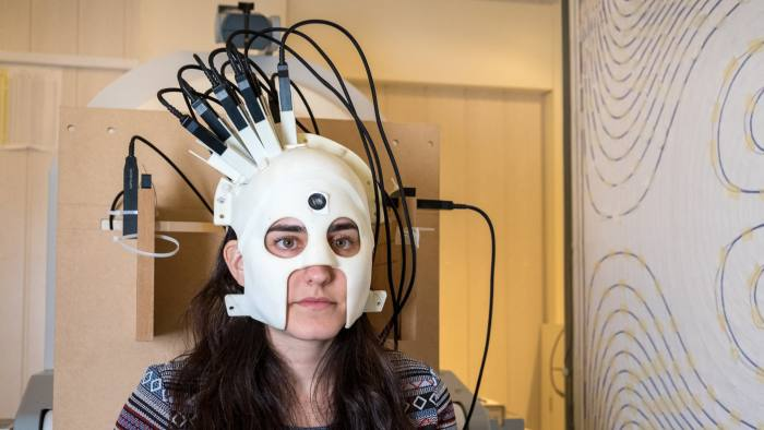 New Brain Scanner 2 (Credit - Wellcome)