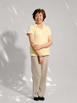 Portrait of Cao Yifei
