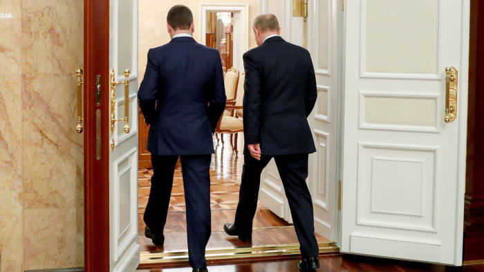 Vladimir Putin Outlines Leadership Revamp And Picks New Pm Financial Times