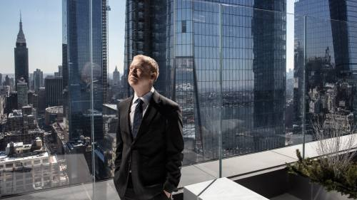 New York's business elite decamps to millennial-friendly
