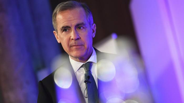 Bank of England governor Mark Carney has warned about the scale of the economic impact of coronavirus