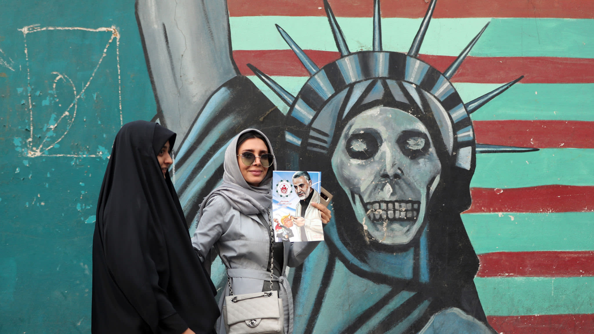 US intensifies pressure on Iran with new sanctions | Financial Times