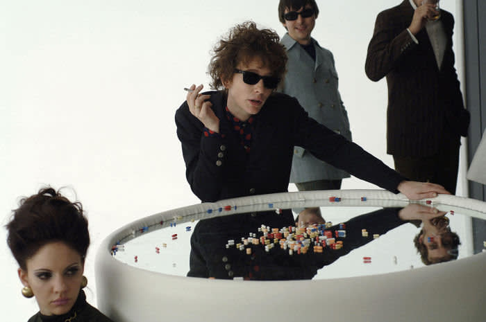 Blanchett as Bob Dylan in 'I'm Not There' (2007) ©Weinstein Company/Courtesy Everett Collection