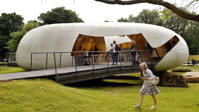This year's Serpentine Pavilion