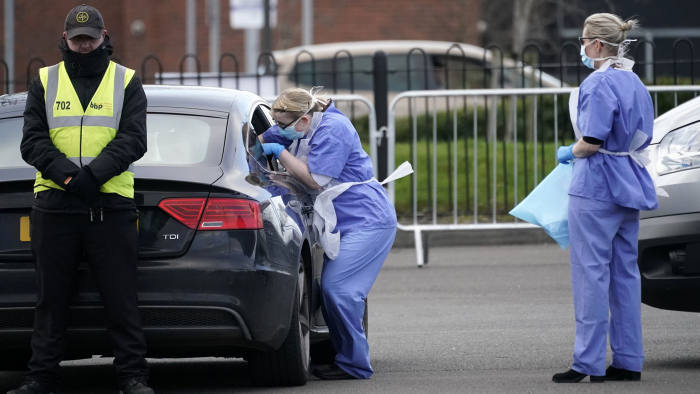 UK cases top 1,100 as WHO questions virus approach | Financial Times
