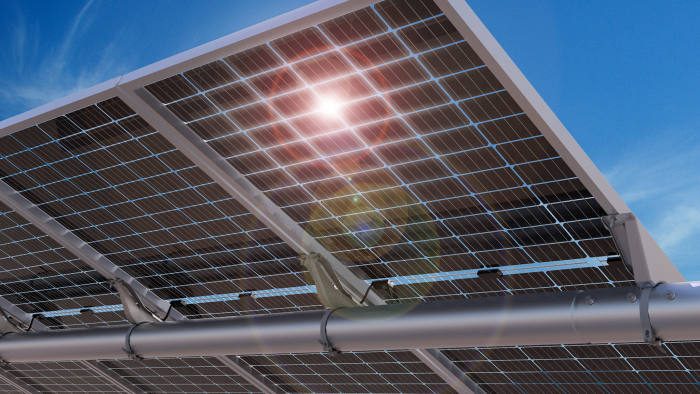 Solar energy: panel engineers move over to the dark side