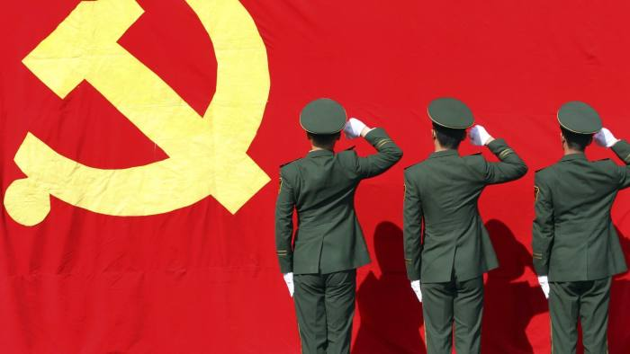 China censorship moves from politics to economics | Financial Times