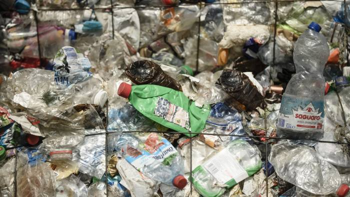 The new rules also require member states by 2025 to collect 90% of single use plastic drinks bottles