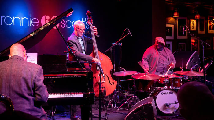 Dave Holland delivers piano trio classics with clarity and narrative punch  | Financial Times