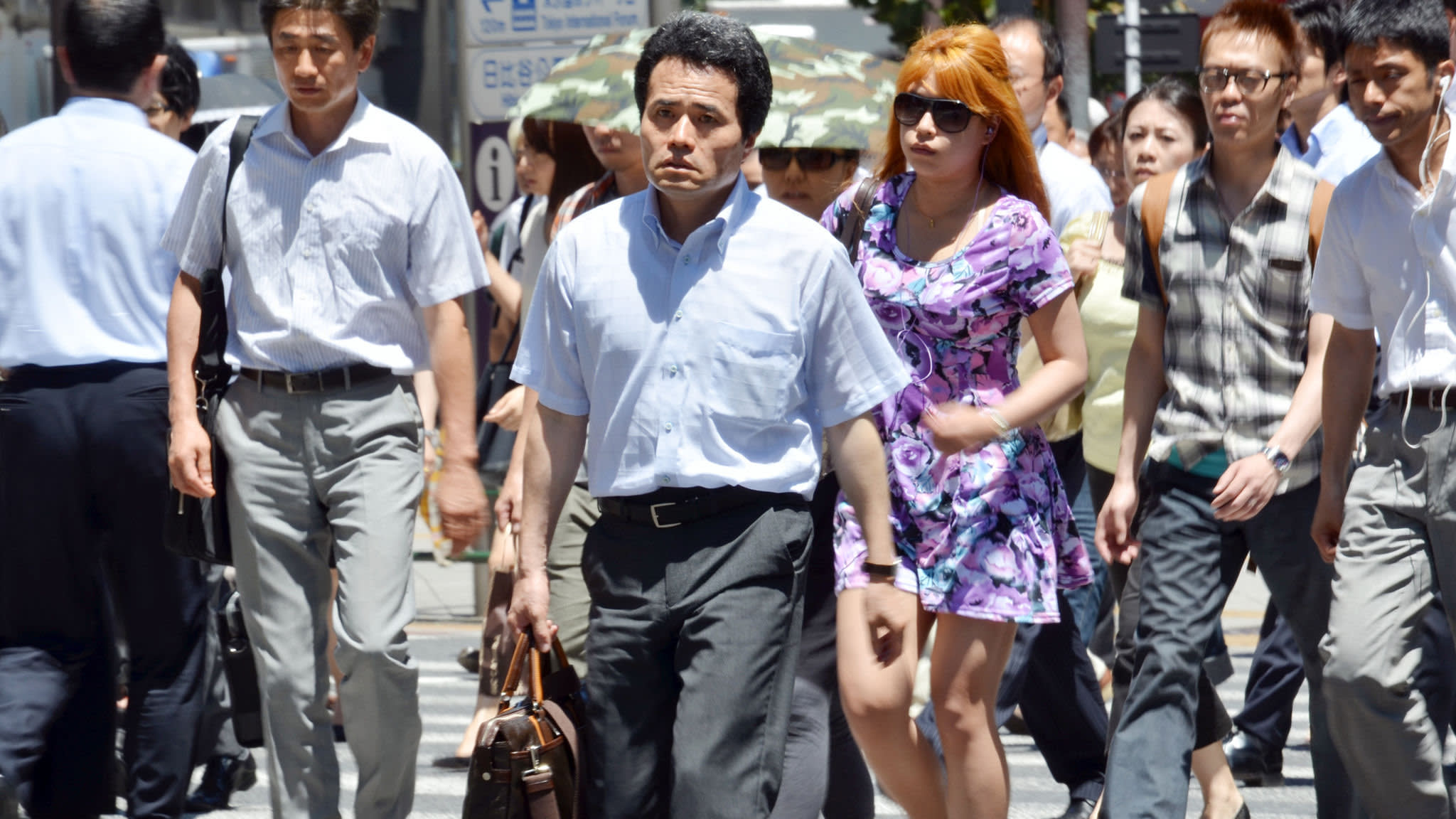 Simple statistical error puts Japan economic data in doubt   Financial Times