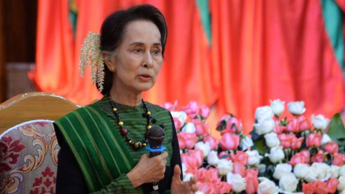 UN's top court orders Myanmar to stop alleged genocide | Financial Times