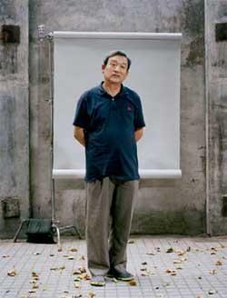 Portrait of Liu Xiaomeng