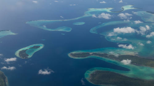 Pacific islands: a new arena of rivalry between China and