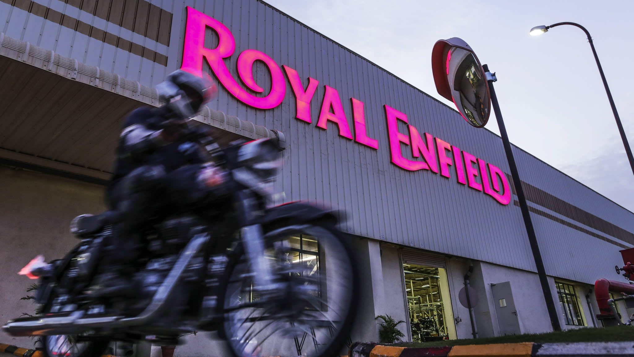 India's Royal Enfield bets on global sales push | Financial Times