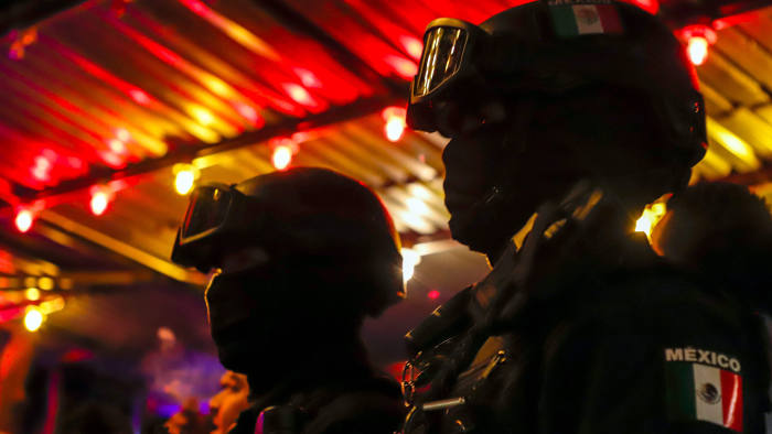 After 'El Chapo': Mexico's never-ending war on drugs