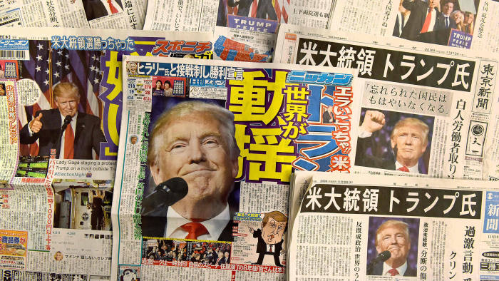 Trump card: having a second language is a good way to show you are adaptable in a fast-changing political and economic environment