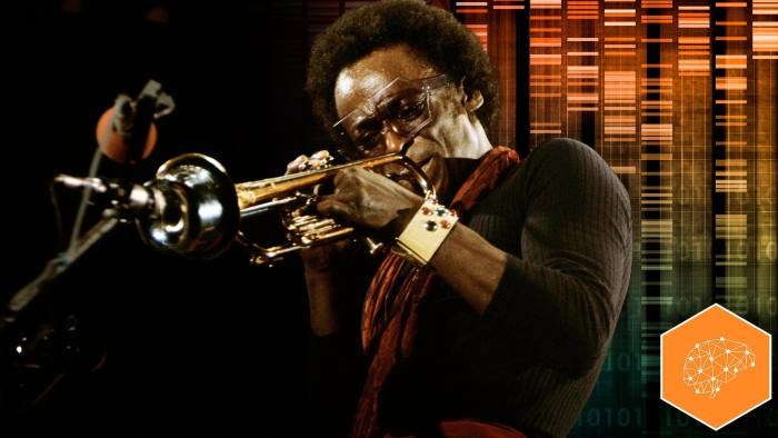 GERMANY - NOVEMBER 01:  BERLIN  Photo of Miles DAVIS, performing live onstage  (Photo by David Redfern/Redferns)