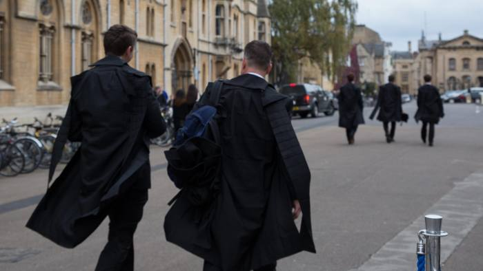 Opportunity is more than a place at Oxford | Financial Times