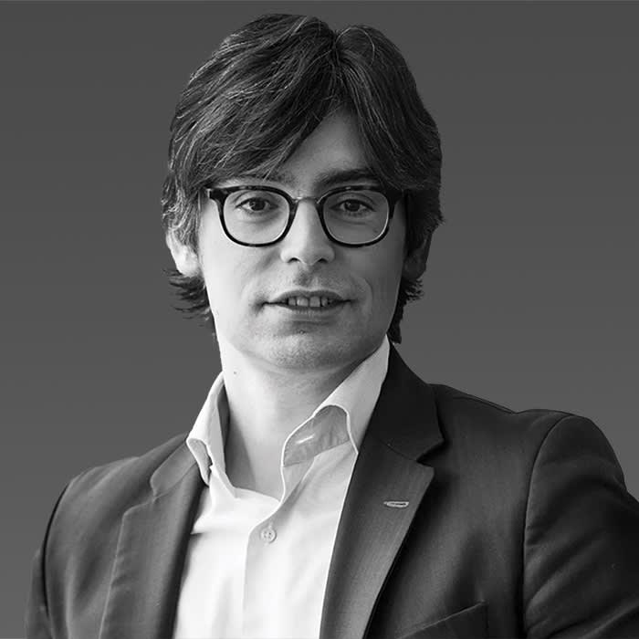 Innovative lawyers. Picture shows Alejandro Touriño