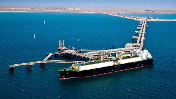 Chevron turns on $2 5bn carbon capture plant in Australia