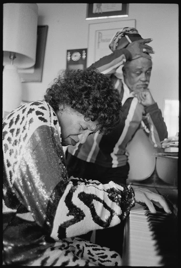 Dorothy Donegan New Orleans 1991