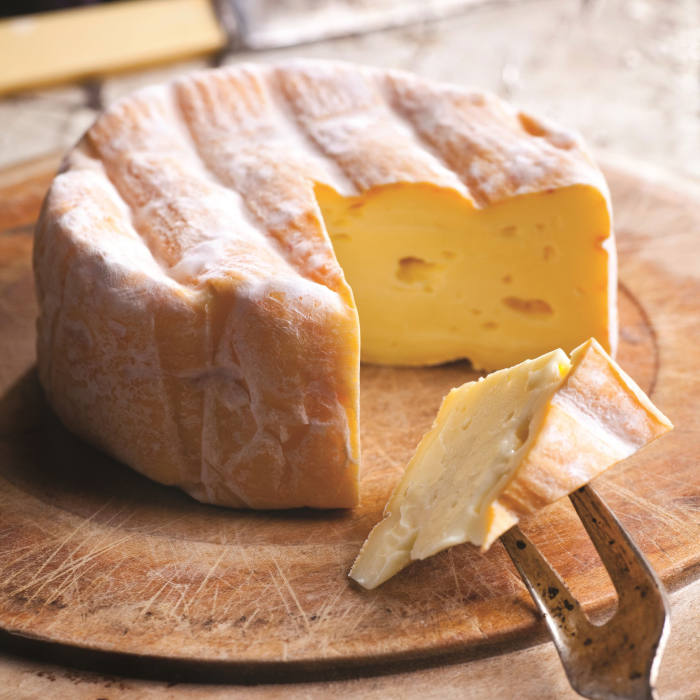 Caws Cenarth, cheesemonger in the West of Wales.
