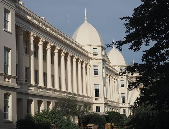 HKTBMT University of London Business School, in historic mansion overlooking Regent's Park