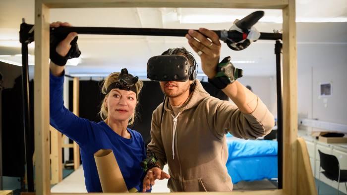0a21f40901a0 Will virtual reality change theatre